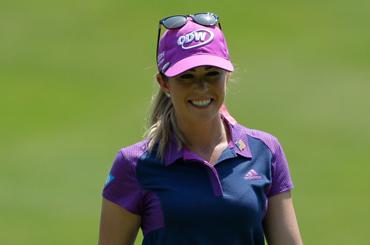 PGA Pro Paula Creamer